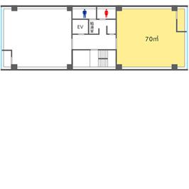 401号室見取り図