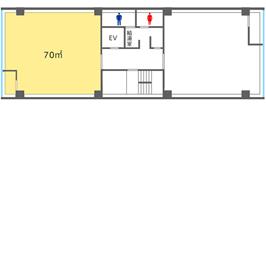 402号室見取り図